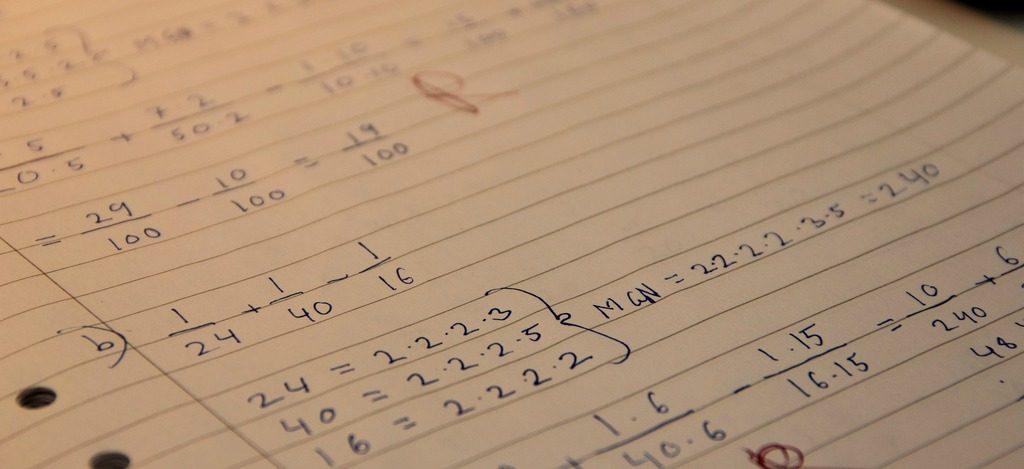 Domaći zadatak iz matematike