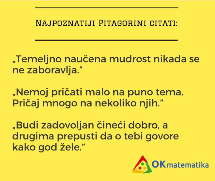Pitagorini citati