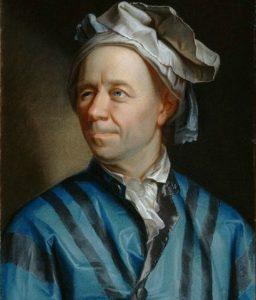 Leonhard Euler online matematika