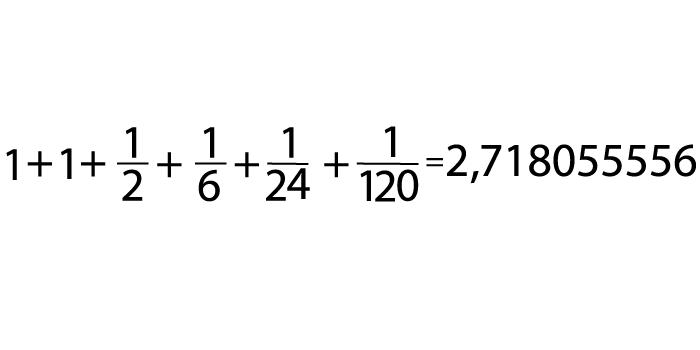 broj e